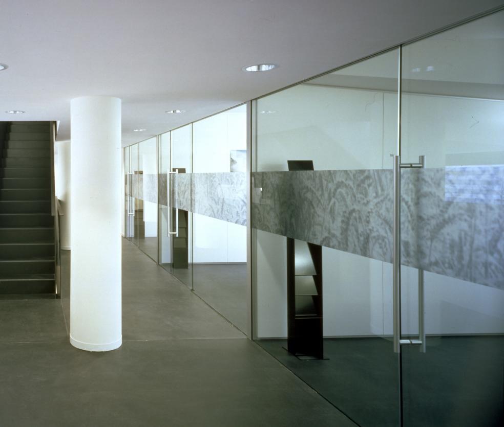 Bodarto Bodenbelag unterstreicht die moderne Architektur
