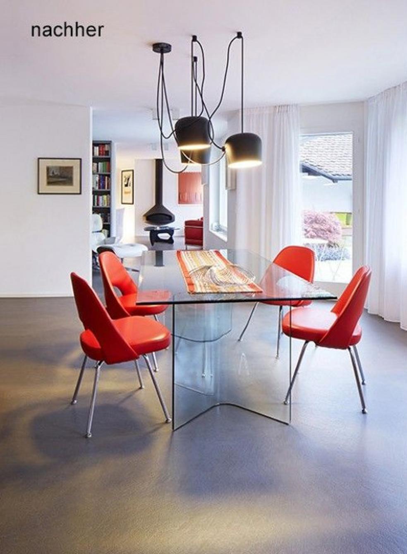 Bodarto fugenlose Bodenbeläge lässt die Räume grosszügig und modern erscheinen