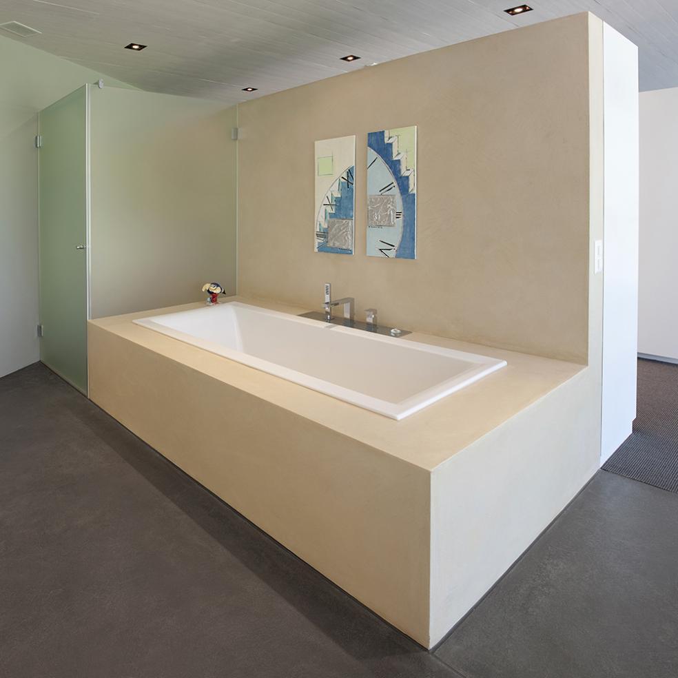 Epoxidharz Bodenbelag Badezimmer | Epoxidharz Fuboden Wohnbereich Fugenloser Bodenbelag Senso Eine