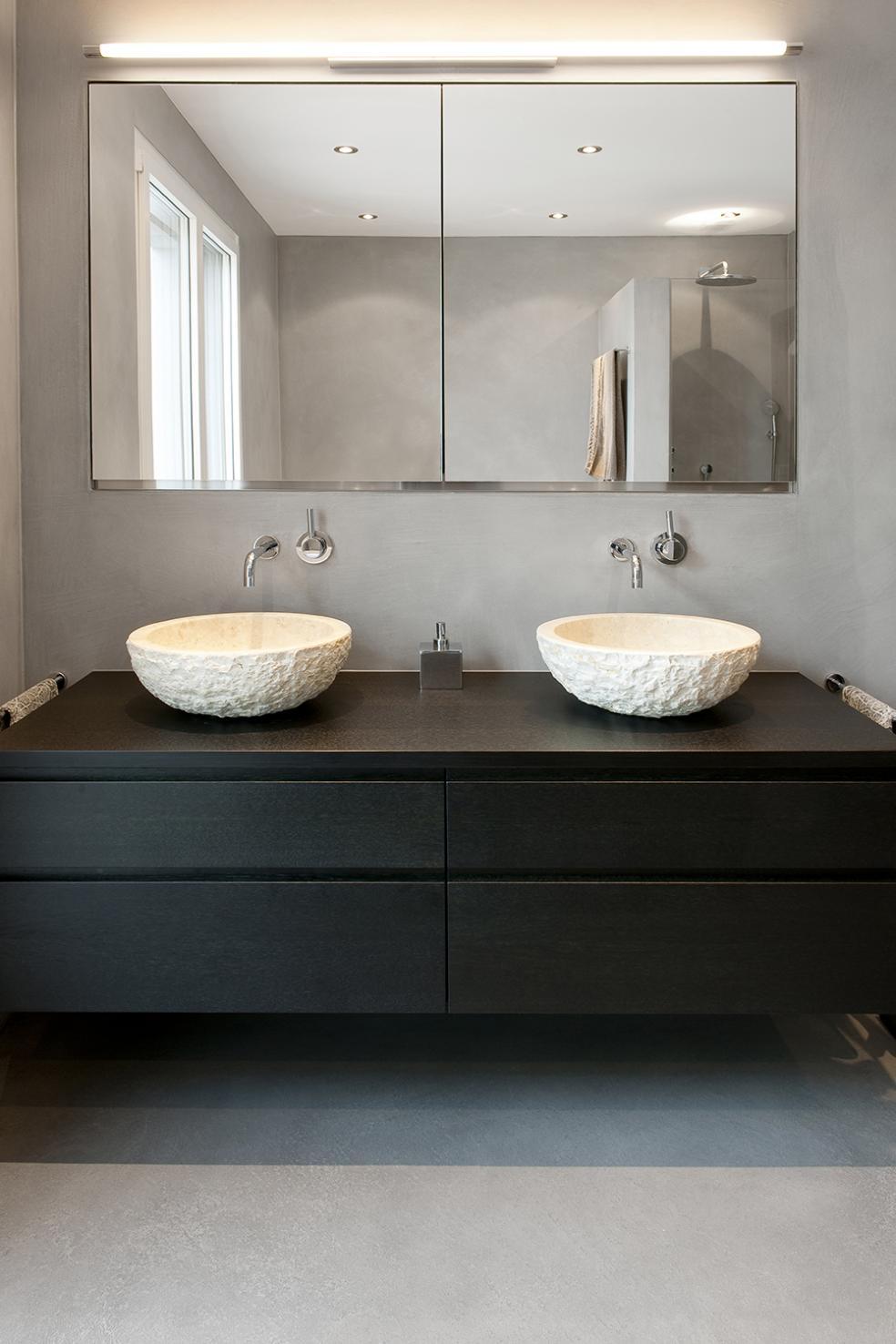 Bodarto Badezimmergestaltung Boden Und Wandbelag Für Badezimmer   Boden Fur  Badezimmer