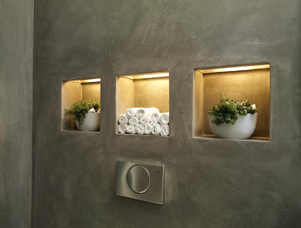 Badezimmer Wand - Design