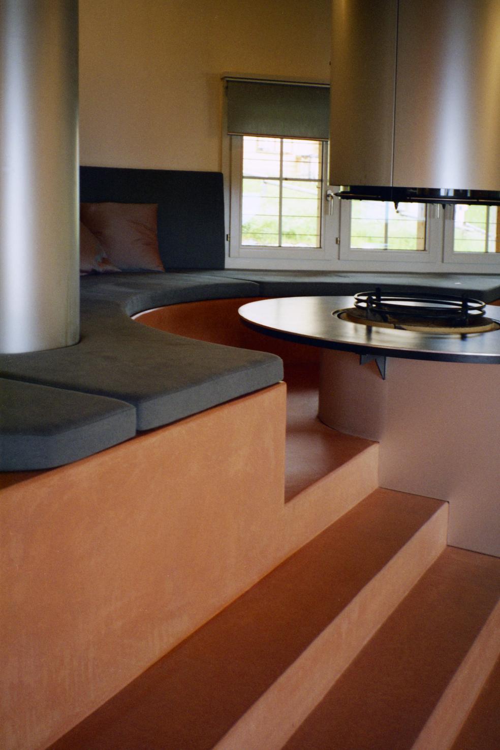 Ferienhaus Lenzerheide mit Bodarto modern interpretiert